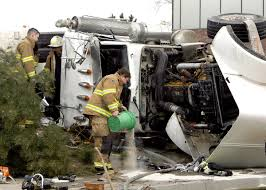 1 Driver Killed, 2 Hospitalized In Separate Dump Truck Rollovers ...