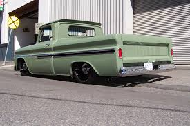 A 1964 Chevrolet C10 That'll Leave You Green With Envy