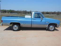 1981 Chevrolet Pickup For Sale | ClassicCars.com | CC-1087552 Best 4x4 Chevy Trucks For Sale In Oklahoma Image Collection 1979 Gmc Sierra Classic 1 Ton 44 V8 For Sale Smicklas Chevrolet City Car Truck Dealership Serving Rauls Truck Auto Sales Inc Used Cars Ok Dealer 2015 Silverado 1500 High Country Pauls 2010 Elegant New Dallas 2008 Lt1 Crew Cab In Edmond 1966 C10 Custom Pickup Pristine Shape 550 Horsepower Fireball Package Performance Parts Okc Greattrucksonline