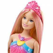 Barbie Fairytale Magic Mermaid Doll Assorted BIG W