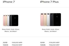 Good news iPhone 7 s price cut of up to Rs 7 200 iPhone 6