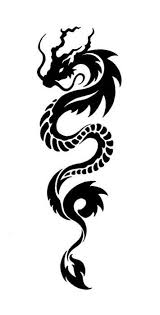 Image Result For Simple Dragon Tattoo