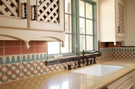 mission tile west handcrafted ceramics terracottas stones