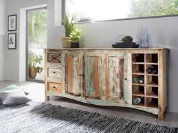 wohnling sideboard yamas wl5 411 aus recyceltem sleeper wood