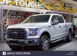Detroit, Michigan - The Ford F-150 4x4 Pickup Truck On Display At ... 2009 Used Ford Super Duty F250 Srw 8 Foot Long Bed Pick Up Truck Lifted 2017 F350 Lariat 4x4 Diesel Truck For Sale Pin By Edward Skeen On Trucks Pinterest Trucks 1978 F150 4x4 For Sale Sharp 7379 F 2012 Lowered Forum Community Of Fans Ftruck 350 1997 Cab 54l V8 Xlt Power Windows And 2015 Test Review Car Ford Fully Stored Red Truck Short Wheel Base Reg Cab 2013 Supercrew Ecoboost King Ranch First Drive Classic For Classics Autotrader