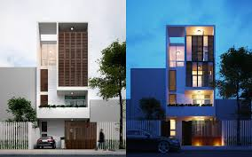 100 Architecturally Designed Houses 50 Narrow Lot That Transform A Skinny Exterior Into