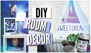 Diy Room Decor Tumblr Makeover 2015 Youtube With Pic Of