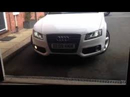 audi a5 set up with directional fog ls will work on audi a4 a6