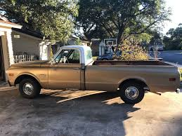 100 1969 Gmc Truck For Sale C10 Pickup V8 Automatic Working Ac Power Steering Brakes