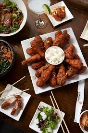 Korean Fried Chicken Wings | NYC 32nd Street | Bonchon Chicken