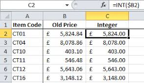 Ceiling Function Excel Vba by Rounding Functions In Excel