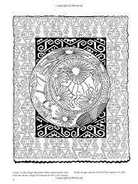 Trend Mexican Folk Art Coloring Pages 71 For Your Free Book With