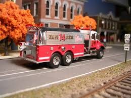 100 Boley Fire Trucks I Started Off With A Bayonne And Removed All The Decals