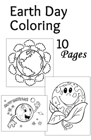 Coloring Pages Preschool Ideas Earth Day Activities Preschoolers Free Printable And Flat Map