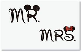 Mr And Mrs Clipart