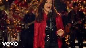 Martina McBride Please e Home For Christmas Yule Log