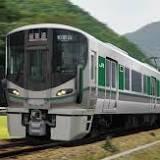 西日本旅客鉄道, JR西日本227系電車, 和歌山線, 桜井線, 国鉄117系電車, 改札, 和歌山県