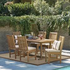 Grand Resort Patio Furniture by Grand Resort 102 310set Sunset Key 7 Pc Dining Set Natural