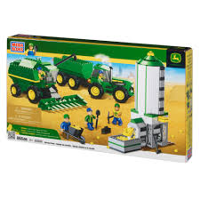 Mega Bloks John Deere Harvest Crew - Toys & Games - Blocks ... Mega Bloks Cat Lil Dump Truck John Deere Tractor From Toy Luxury Big Scoop 21 Walmart Begin Again Toys Eco Rigs Earth Baby Tomy Youtube 164 036465881 Mega Large Vehicle 655418010 Ebay Ertl Free 15 Acapsule And Gifts Electric Lawn Mower Toy Engine Control Wiring Diagram Monster Treads At Toystop Amazoncom 150th High Detail 460e Adt Articulated