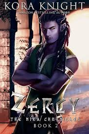 RELEASE DAY REVIEW Zercy By Kora Knight