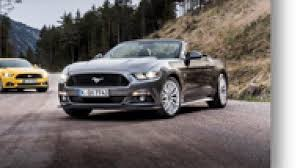 Ford Mustang Best Selling Sports Car in Germany in March