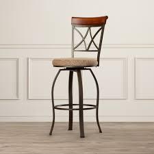 bar stools windsor chair cushions round stool kohls pads dining