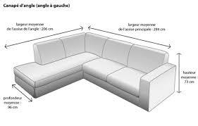 assise canape les dimensions idéales pour votre canapé d angle