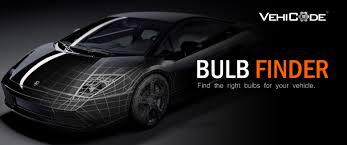 bulb finder leading led headlights supplier vehicode