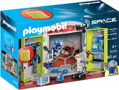 Playmobil 046820 Mars Mission Playset