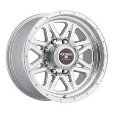 100 Discount Truck Wheels Level 8 Strike 8 Rims 20x9 8x170 Silver 12 2090ST8128170S31