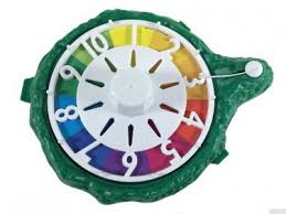 The Game Of LIFE Replacement Pieces Spinner Common
