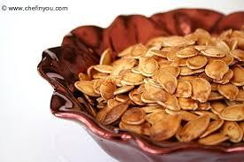 Roasted Shelled Pumpkin Seeds Recipe by Roasted Pumpkin Seeds Pepitas Steps To Show Toasted Pumpkin