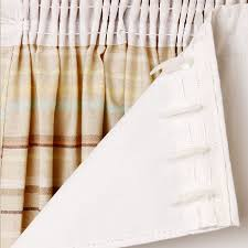Thermal Curtain Liner Grommet by Lite Out Lite Out Solid Blackout Thermal Grommet Signal Curtain