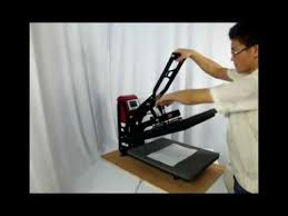 sublimation tile transfer process by max 20clam microtec heat