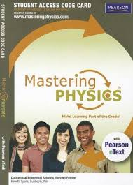 9780321831682 Mastering PhysicsR With Pearson EText Standalone Access Card