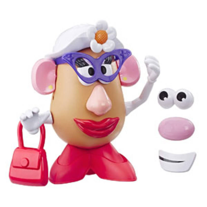 Disney/Pixar Toy Story 4 Classic Mrs. Potato Head Figure