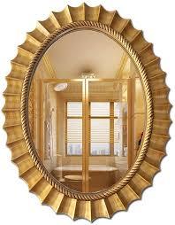 spiegel retro wandspiegel badezimmer duschspiegel