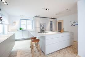 küche ohne griffe ideen bilder houzz