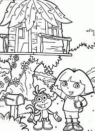 Magic Tree House Colouring Pages