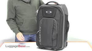 Oakley Kitchen Sink Backpack Camo by Oakley Works 45l Roller Luggagebase Com Youtube