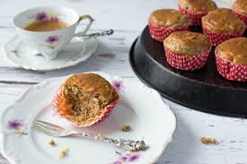 apfel mandel muffins