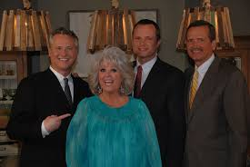 celebrity cook paula deen joins smithe brothers television ad
