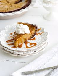 Keeping Pumpkin Pie From Cracking by Pumpkin Pie With Chocolate Gingersnap Crust And Salted Dark
