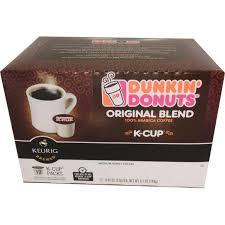 Dunkin Donuts Pumpkin K Cups by Donuts K Cups Original Flavor 12 Kcup Pack For Keurig