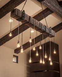 Rustic Chic Industrial Lamps And Furniture
