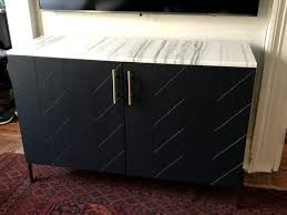 how to hack your ikea besta cabinet norse interiors