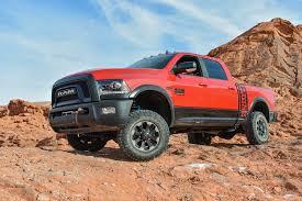 100 Badass Mud Trucks 2017 Ram Power Wagon First Drive Digital Trends