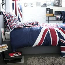 chambre des angleterre parure de lit angleterre housse de couette garcon ado 16