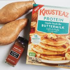 Krusteaz Pumpkin Pancake Mix Where To Buy by Picky Eater Approved Sweet Potato Protein Pancakes U2013 Mrs Mombie