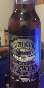 Northern Lights Ale South Shore Brewery